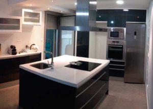 Muebles de hogar cocina y ba o en zaragoza carmelo sierra for Muebles de cocina en zaragoza